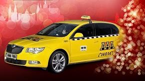 PF 2016: AAA Taxi přeje veselé Vánoce a šťastný nový rok